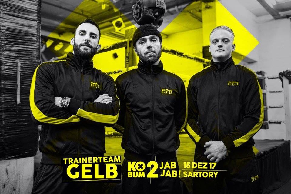 Trainerteam Gelb