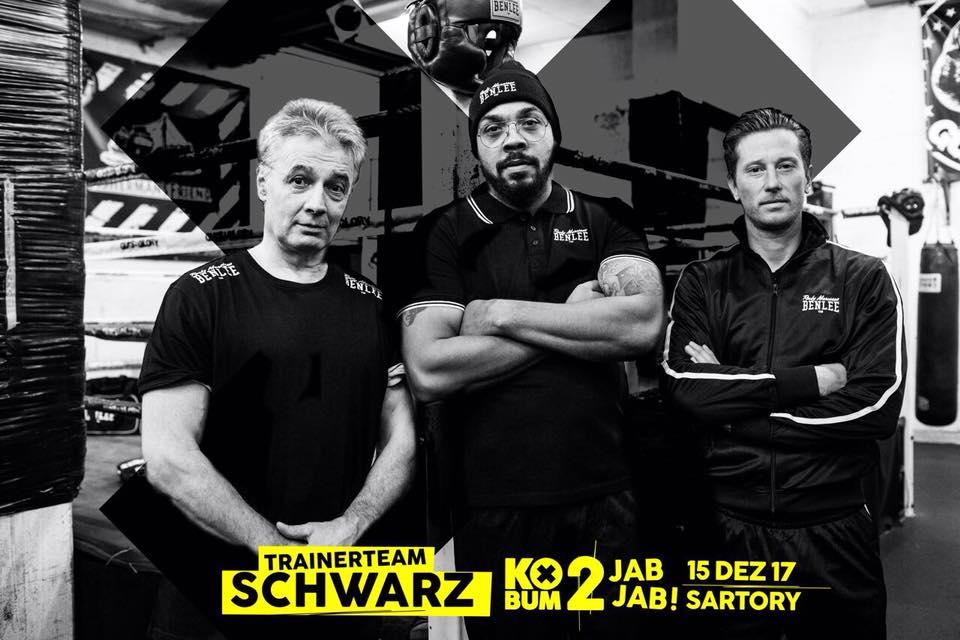 Trainerteam Schwarz